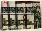 Brigade Mondaine n°204-206-213-216: La Diablesse des Alpilles + La villa du cap d'Antibes + La nuit du top model + La secte du cigare --- 4 volumes. ...