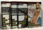 Brigade mondaine 225-247-279-323: la muse du peintre fou + Le labyrinthe des kidnappées + Le maître de plieux + La poupée hallucinogène --- 4 volumes. ...