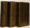 Histoire des variations des églises protestantes - tome premier  deuxième et troisième. Bossuet
