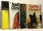 Meurtre en mésopotamie  + rendez-vous Bagdad + le bal de la victoire + N ou M? --- 4 romans. Agatha Christie