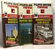Marseille Barcelone 3e édition Pilote Cotier Fenwick + Nantes Hendaye + Cornouailles Iles Scilly --- 3 numéro. Rondeau Alain