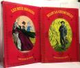 Diloy le chemineau + Les deux nigauds (Collection vermeille) --- 2 volumes. Ségur Sophie de  Castelli Horace Barrau Sonia Et Alain