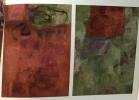 Tableaux - la peinture n'est pas un genre. Évelyne-Dorothée Allemand  Patrick Jourdan  Marie-Françoise Poiret