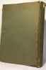Diacides - extrait du traité de chimie organique  tome X. SALMON-LEGAGNEUR