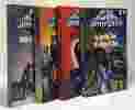 L'ère des biocybs + Les êtres de feu + Le serpent Dieu de Joklun-N'Ghar + Nous les martiens --- 4 livres. Guieu Jimmy