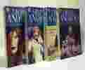 Etoiles filantes: Honey + Rose (2 volumes) + La famille Hudson: L'oeil du cyclone + Les orphelines: Brenda --- 4 livres. Andrews Virginia-C  Giuliani ...