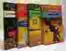 L'Hydre acéphale + Les presque dieux + Mortels horizons + Principe omicron --- 4 livres. Maurice LIMAT