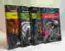 Les Vivants  les morts et les autres + Le premier hybride + Le test de l'aigle rouge + P.L.U.M. 66-50 --- 4 livres. Gilles MORRIS