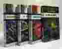 Le piege de lumiere + La planète piégée + Les hydnes de Loriscamp + vengeance en symbiose --- 4 livres SF. Max-André RAYJEAN Sheer Darlton Lemay Marcy