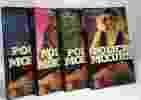 Ces dames au casse-pipe + Les nymphes de Saint-Germain + Les femmes du gourou + Les esclaves du dragon --- 4 romans de la Police des moeurs. Burnat ...