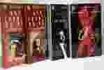 THE X-FILES. Le film + Aux frontières du réel: 2/ quand vient la nuit + 6/ métamorphose + Le guide officielle 2 --- 4 volumes. Hand Elizabeth