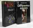 Minuit 2 + Différentes saisons --- 2 livres. Srephen King