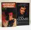 Midnight express + The Game + Forever + Wonder boys + L'homme qui murmurait à l'oreille des chevaux + Le pianiste --- 6 livres. Billy Hayes