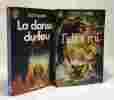 La danse du feu + L'idiot-Roi --- 2 livres. Baker Scott