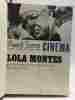 3 numéros de L'Avant-Scène Cinéma compilés en 1 volume relié: n°88: Lola Montès + n°89: Nazarin + n°90: Drôle de Drame. Collectif