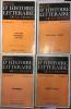 31 numéros de la Revue d'histoire littéraire de la France entre 1974 et 1995 - voir descriptif complet - Zolat  Diderot  Senghor  Flaubert  De ...