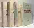 Les semailles et les moissons tome un à quatre: 1/ Les semailles et les moissons 2/ Amélie 3/ La Grive 4/ Tendre et violente Elisabeth. Troyat Henri