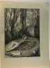 L'invitation au château - comédie en cinq actes --- illustrations et couverture de André Barsacq. Anouilh Jean