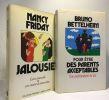 Jalousie envie inavouable ou sain instinct de conservation + Pour être des parents acceptables: une psychanalyse du jeu --- 2 livres. Friday Nancy