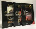 La double mort de Thomas Stuart : Une enquête de sir Malcolm Ivory + Une meurtre chez les francs-maçons + Sept Ladies pour un meurtre --- 3 livres. ...