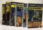 10 romans: La mort dans la peau + La vengeance dans la peau + L'héritage Scarlatti + L'agenda Icare + La mosaïque Parsifaf (2 tomes) + Sur la route de ...