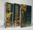 La Reine Liberté  tome 1 : L'Empire des ténèbres + tome 2: La guerre des couronnes + L'épée flamboyante --- 3 livres. Christian Jacq