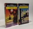Sans Retour + Une femme sous surveillance --- 2 livres. MacDonald Patricia