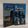 Sur les chemins de la Bretagne des calvaires + A la recherche de la Bretagne Celtique - 2 volumes. Dailliez Laurent