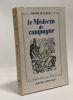Le médecin de campagne - texte intégral - la bibliothèque précieuse. Balzac Honoré De