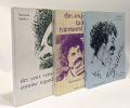Les enfants qui n'arrivent pas + En dégadère + Des yeux verts comme regard --- 3 livres. Bertho Bernard