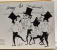 25 ans de grosses têtes à Deauville - caricatures et pensées de Len. Len