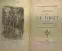 Perdus dans la forêt - nouvelle bibliothèque illustrée de vulgarisation. Ballantyne