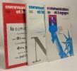 Communication et langages - graphisme pédagogie mass média sociologie publicité linguistique ---- n°89 - 90 3e 4e trimestre 1991 + n°91 1 trim. 1992. ...