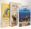 Histoires des paysans de France + L'appel des engoulevents + Les défricheurs d'éternité --- 3 livres. Michelet Claude