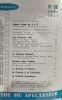 Cinéma 61 ---- n°59 aout sept. + n°60 octobre --- 2 volumes. Le Cinéma TV Le Cinéma Amateur