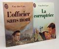 Les Sept femmes + La brute + L'officier sans nom + La corruptrice + Le faiseur de morts + J'ose --- 6 livres. Cars Guy des Jakes John