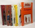 7 volumes: Antigone  Colombe  Becket  La répétition ou l'amour puni  le rendez-vous des Senlis suivi de Léocadia + La sauvage suivi de l'invitation au ...