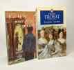 Terribles tsarines + La tête sur les épaules --- 2 livres. Troyat Henri