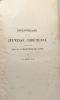 Oeuvres choisis de Buffon précédées d'une notice sur sa vie et ses ouvrages par D. Saucié- illustration par M. Werner --- nouvelle édition. Buffon
