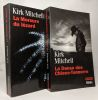La Morsure du lézard + La danse des chiens-tonnerre --- 2 livres. Mitchell Kirk  Lemoine Daniel