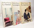 Le bonsaï + Le mauvais oeil + Les magiciennes ---- 3 livres. Boileau Pierre  Narcejac Thomas