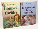 La nuit de la tentation + Il ne reste qu'une voile rouge + Coup de théâtre + Et cependant la vie était belle + La baie des perles noires + La vallée ...