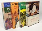 L'éxilée + Vent d'Est  vent d'Ouest + impératrice de Chine --- 3 livres. Buck Pearl