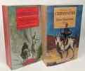 L'ingénieux Hidalgo Don Quichotte de la Manche - tome un et deux - traduit de l'espagnol par Louis Viardot. Cervantès Miguel de