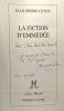 La fiction d'Emmedée --- avec hommage de l'auteur. Ceton Jean-Pierre