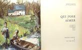 Lève-toi et marche + Qui j'ose aimer + La tête contre les murs + Vipère au poing + La mort du petit cheval --- 5 volumes. Bazin Hervé