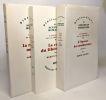 L'avènement de la démocratie: 1/ La révolution moderne 2/ La crise du libéralisme 3/ A l'épreuve des totalitarismes ---- 3 volumes. Gauchet Marcel
