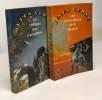 Le château des Carpathes + Les 500 millions de la Bégum ---- 2 livres. Verne Jules