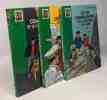 Les Six Compagnons et le mystère du parc + Les six compagnons et les espions du ciel + Les six compagnons et la bouteille à la mer --- 3 livres. ...