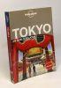 Tokyo En quelques jours - 5ed. LONELY PLANET Lonely Planet